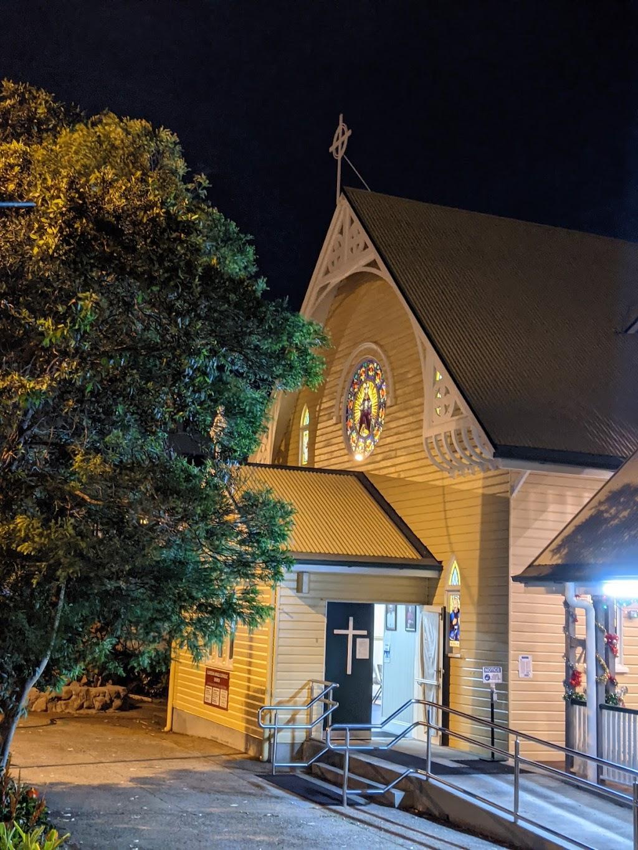Guardian Angels Catholic Church | church | 198 Bay Terrace, Wynnum QLD 4178, Australia | 0733934980 OR +61 7 3393 4980