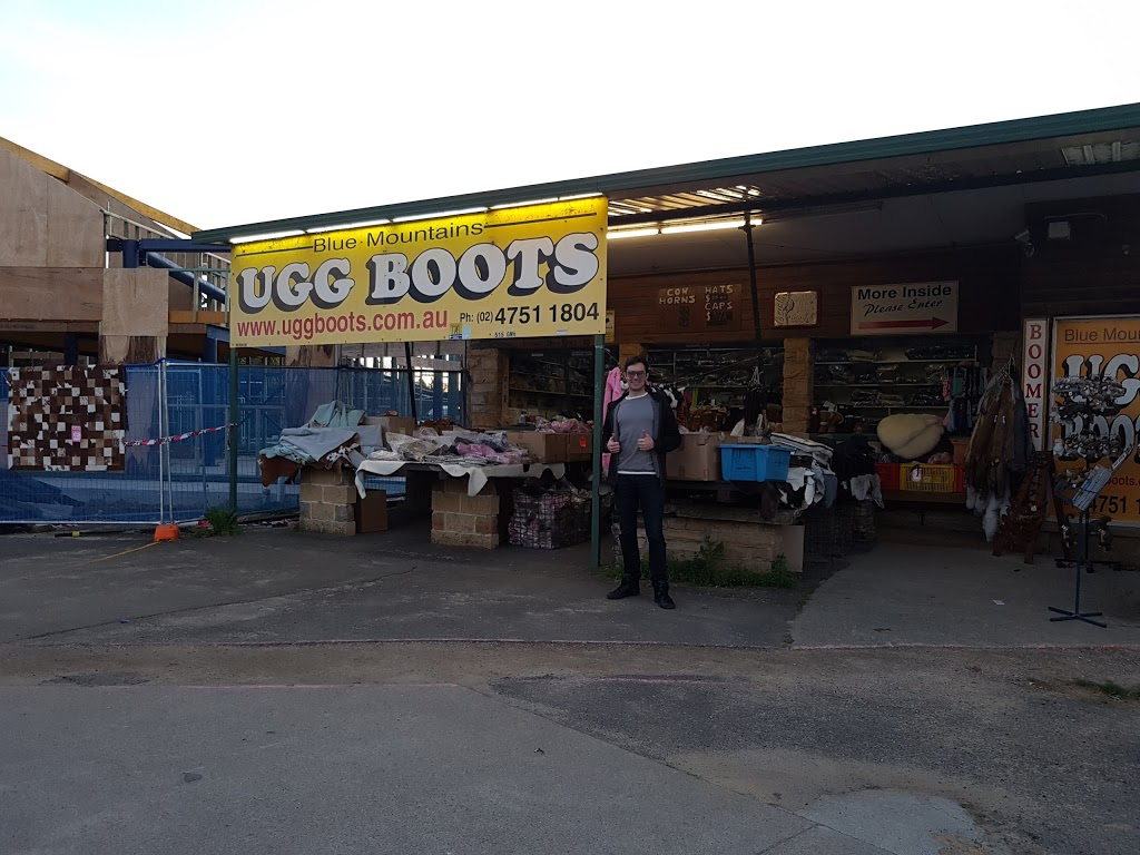 Blue Mountains Ugg Boots   shoe store   515 Great Western Hwy, Faulconbridge NSW 2776, Australia   0247511804 OR +61 2 4751 1804