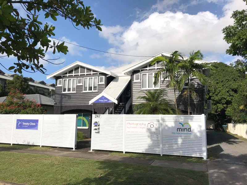 Trinity Clinic Cairns | doctor | level 1/247 McLeod St, Cairns North QLD 4870, Australia | 0740464900 OR +61 7 4046 4900