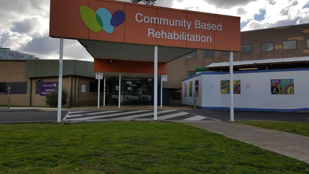 Sunshine Hospital Community Based Rehabilitation | hospital | St Albans VIC 3021, Australia