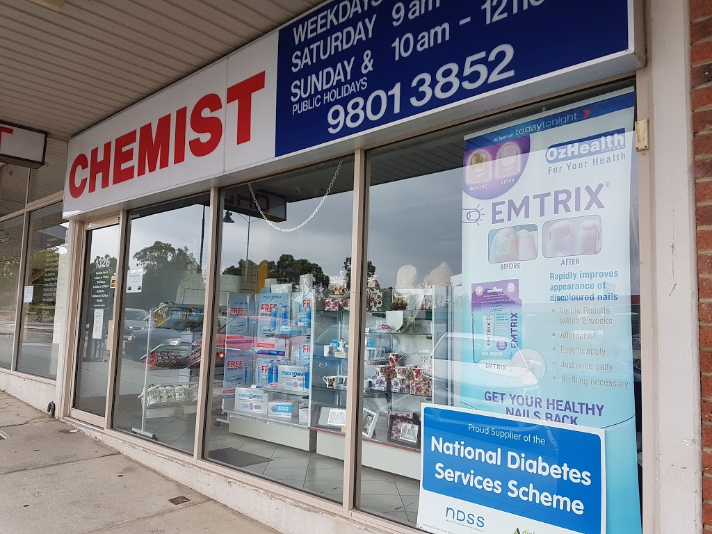 Knoxgate Pharmacy | health | 1326 High St Rd, Wantirna South VIC 3152, Australia | 0398013852 OR +61 3 9801 3852