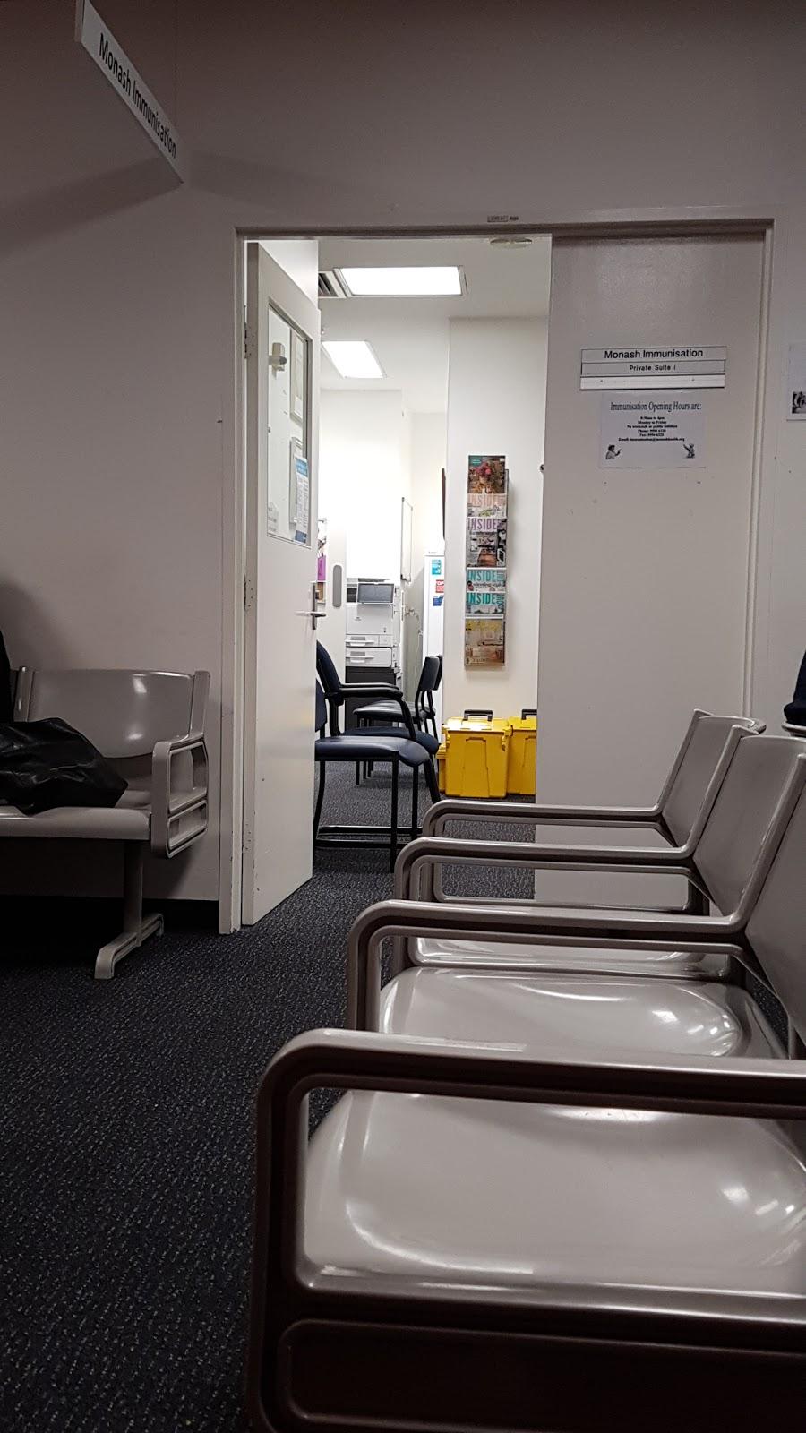 Monash Immunisation | hospital | Clayton VIC 3168, Australia