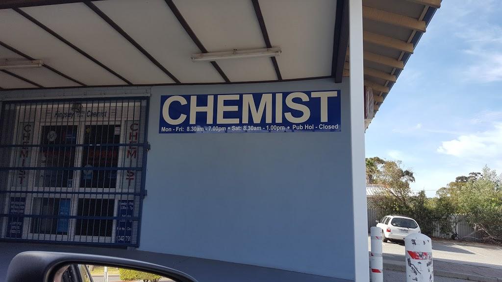 Kingsley Health Care Chemist | pharmacy | 116 Cockman Rd, Greenwood WA 6024, Australia | 0893427992 OR +61 8 9342 7992