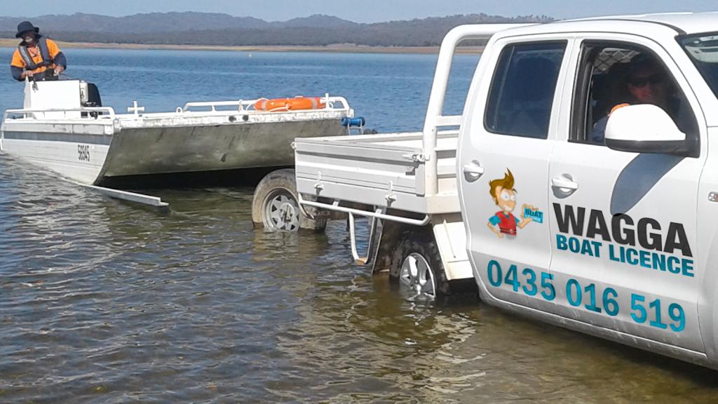 Wagga Boat & Jetski Licence | school | Kincaid St &, Dobbs St, Wagga Wagga NSW 2650, Australia | 0435016519 OR +61 435 016 519