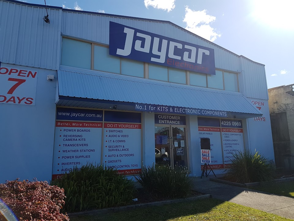 Jaycar Electronics   home goods store   99 Princes Hwy, Fairy Meadow NSW 2519, Australia   0242250969 OR +61 2 4225 0969