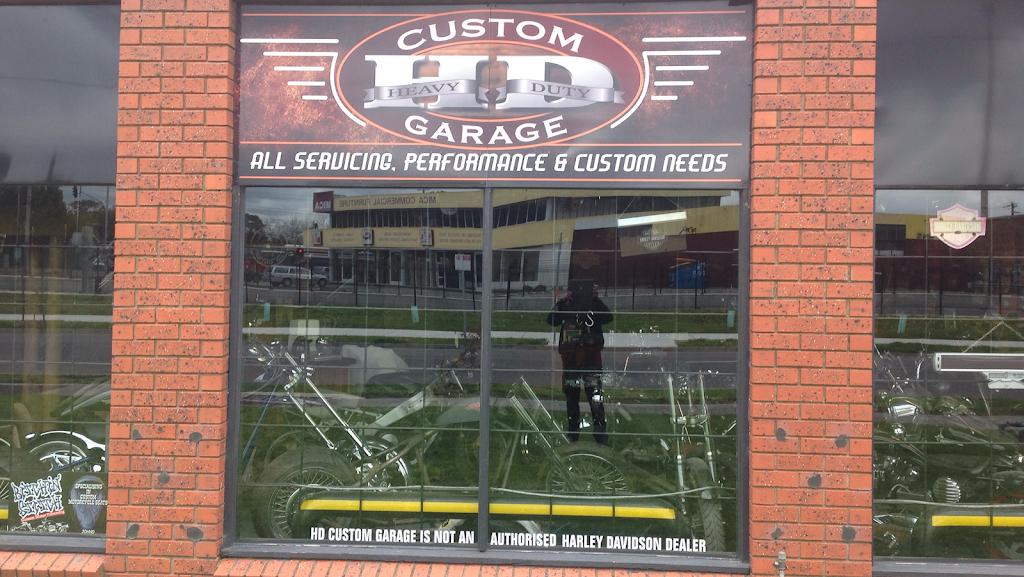 HD Custom Garage | car repair | 1/3 Power Rd, Bayswater VIC 3153, Australia | 0397292304 OR +61 3 9729 2304