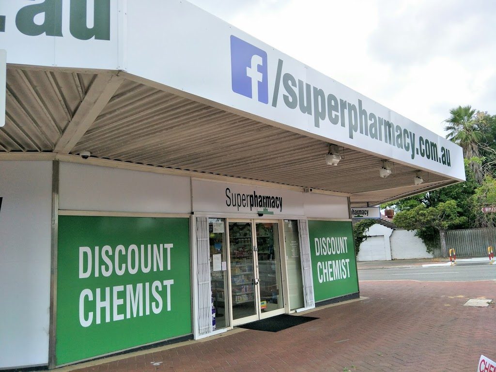 Superpharmacy - Perth | store | 259 Walcott St, North Perth WA 6006, Australia | 0894449550 OR +61 8 9444 9550
