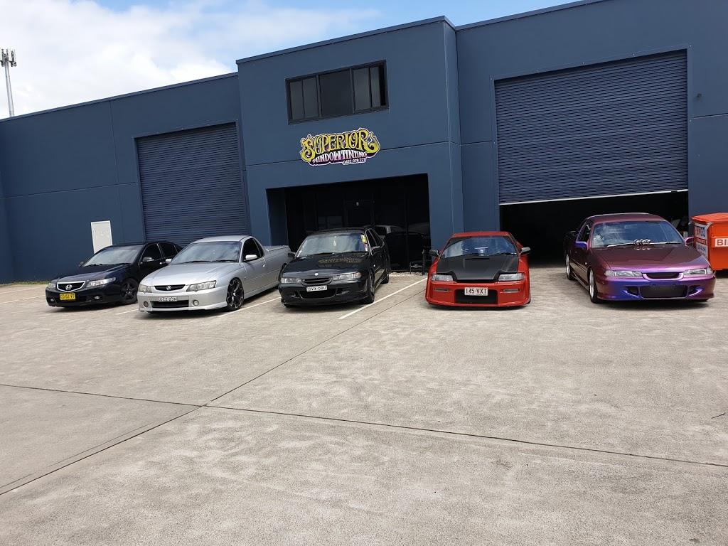 Superior Windowtinting | car repair | Unit 2/61 Alliance Ave, Morisset NSW 2264, Australia | 0452078227 OR +61 452 078 227