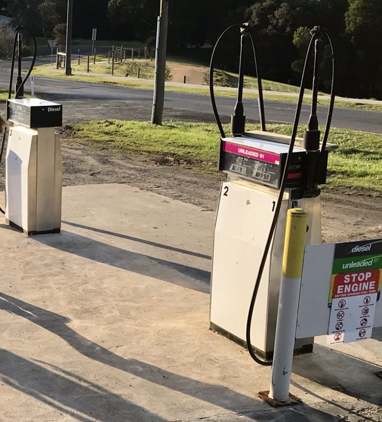 Tiny Village Petrol | gas station | 57 Great Ocean Rd, Lavers Hill VIC 3238, Australia | 0437366736 OR +61 437 366 736