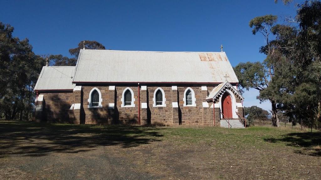 Church of the Sacred Heart | church | 1723 Geegullalong Rd, Murringo NSW 2586, Australia