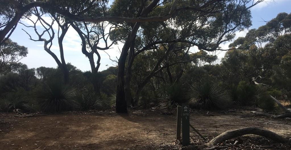 Harveys Return Campground | campground | Cape Borda SA 5223, Australia