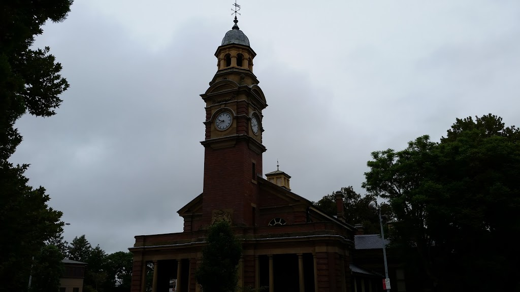 Maitland Court House | courthouse | High Street, Maitland NSW 2320, Australia | 0249342688 OR +61 2 4934 2688
