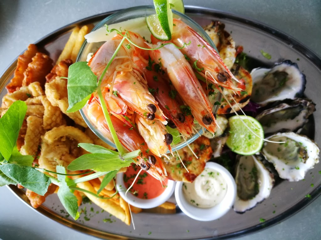 Blu Marlin Bistro | restaurant | 1 Spence St, Cairns City QLD 4870, Australia | 0740316222 OR +61 7 4031 6222