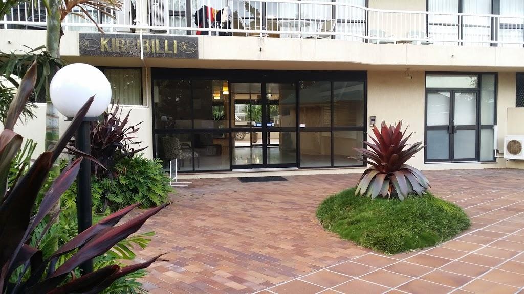 Kirribilli Apartments | lodging | 150 Oxlade Dr, New Farm QLD 4005, Australia | 0733585622 OR +61 7 3358 5622