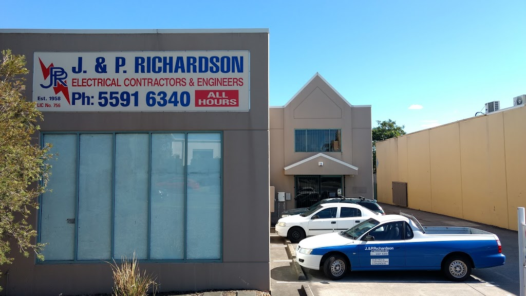 J & P Richardson Industries | electrician | 33 Olympic Circuit, Southport QLD 4215, Australia | 0755916340 OR +61 7 5591 6340