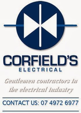 Corfield's Electrical Service | electrician | 112 Hanson Rd, Gladstone Central QLD 4680, Australia | 0749726977 OR +61 7 4972 6977