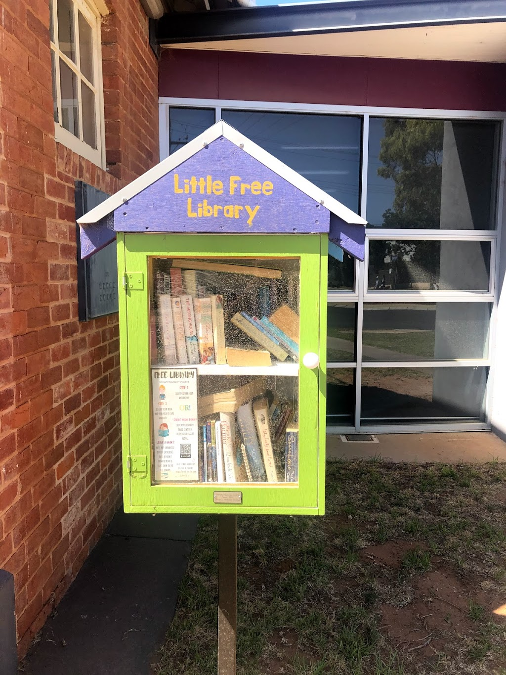 Little Free Library | library | 51 McCrae St, Swan Hill VIC 3585, Australia