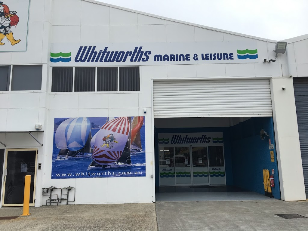 Whitworths Marine & Leisure - Taren Point | store | 11/120 Taren Point Rd, Taren Point NSW 2229, Australia | 0295255777 OR +61 2 9525 5777