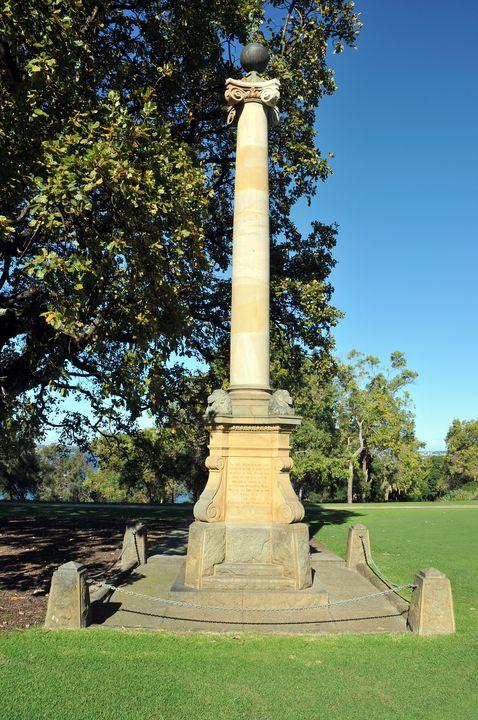 Jewish War Memorial | park | Ceremonial Walk, Kings Park WA 6005, Australia