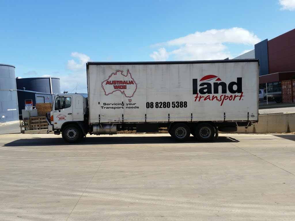 Land Transport | moving company | 361 Schumacher Rd, Wingfield SA 5013, Australia | 0881682888 OR +61 8 8168 2888