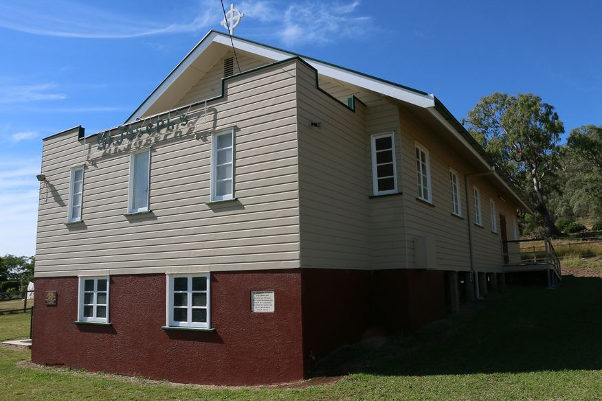 St. Joseph Catholic Church | church | 93 Warkon St, Greenmount QLD 4359, Australia | 0746973177 OR +61 7 4697 3177