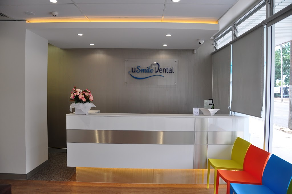 USmile Dental | dentist | shop 3/37 Forest Rd, Hurstville NSW 2220, Australia | 0280849118 OR +61 2 8084 9118