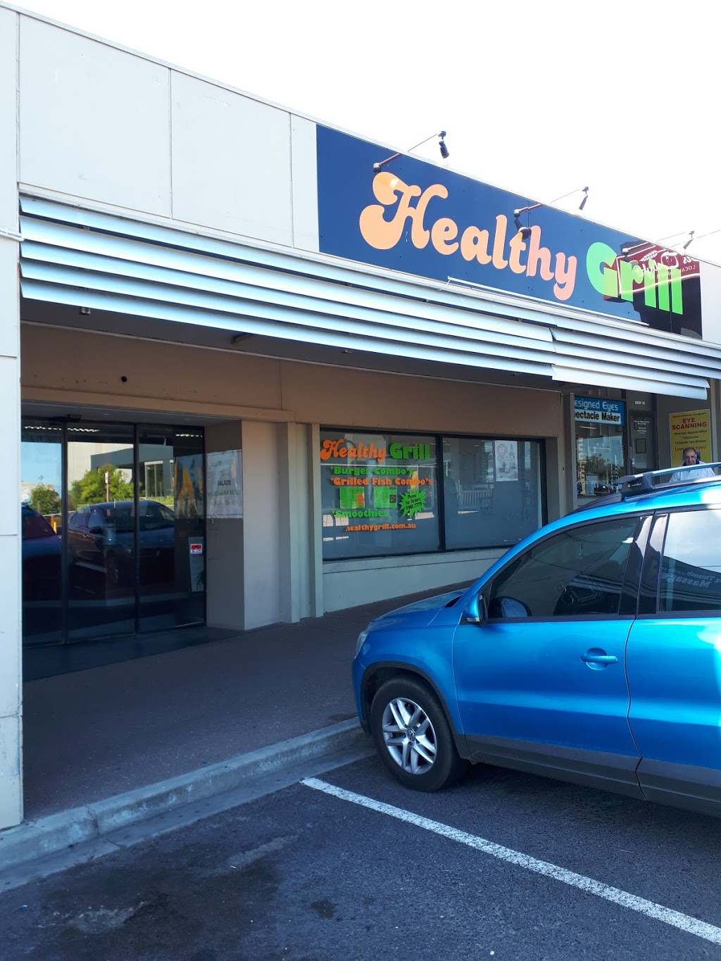 Healthy Grill | restaurant | 967 Point Nepean Rd, Rosebud VIC 3939, Australia | 0359867779 OR +61 3 5986 7779