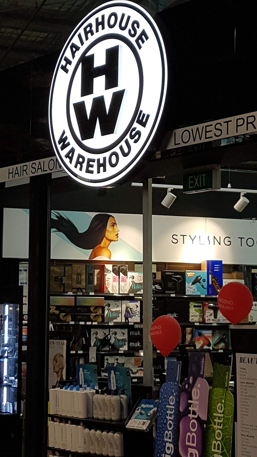 Hairhouse Warehouse   hair care   Shop 37/100 Bulla Rd, Essendon VIC 3040, Australia   0393799244 OR +61 3 9379 9244
