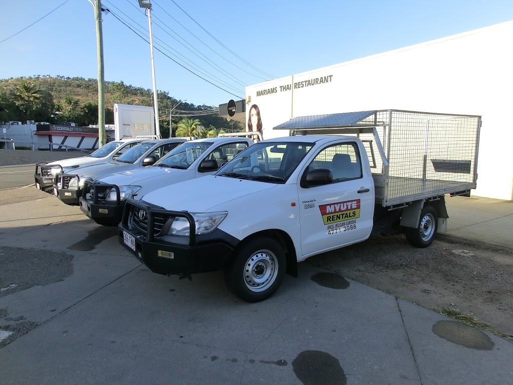 MYUTE Rentals | car rental | 77 Bundock St, Belgian Gardens QLD 4810, Australia | 1800815590 OR +61 1800 815 590