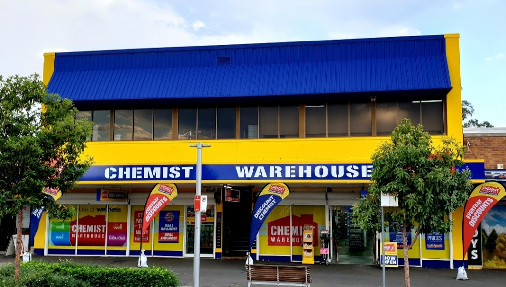 Chemist Warehouse St Marys | pharmacy | Shops, A&B Ground Floor/92 Queen St, St Marys NSW 2760, Australia | 0296231263 OR +61 2 9623 1263