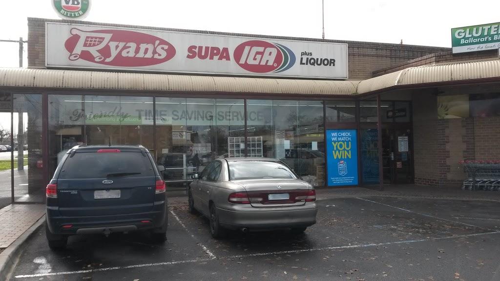 Ryans IGA Pleasant Park | supermarket | Sturt St, Ballarat Central VIC 3350, Australia | 0353329700 OR +61 3 5332 9700