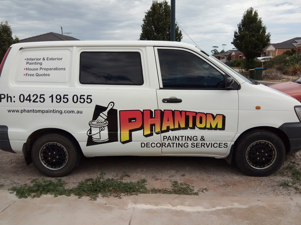 PHANTOM PAINTING & DECORATING SERVICES | painter | 9 Lady Penrhyn Dr, Wyndham Vale VIC 3024, Australia | 0425195055 OR +61 425 195 055