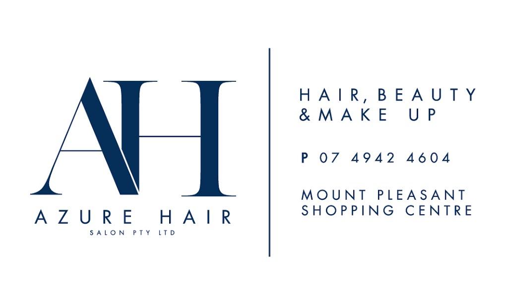 Azure Hair | hair care | 54A Phillip St, Mount Pleasant QLD 4740, Australia | 0749424604 OR +61 7 4942 4604