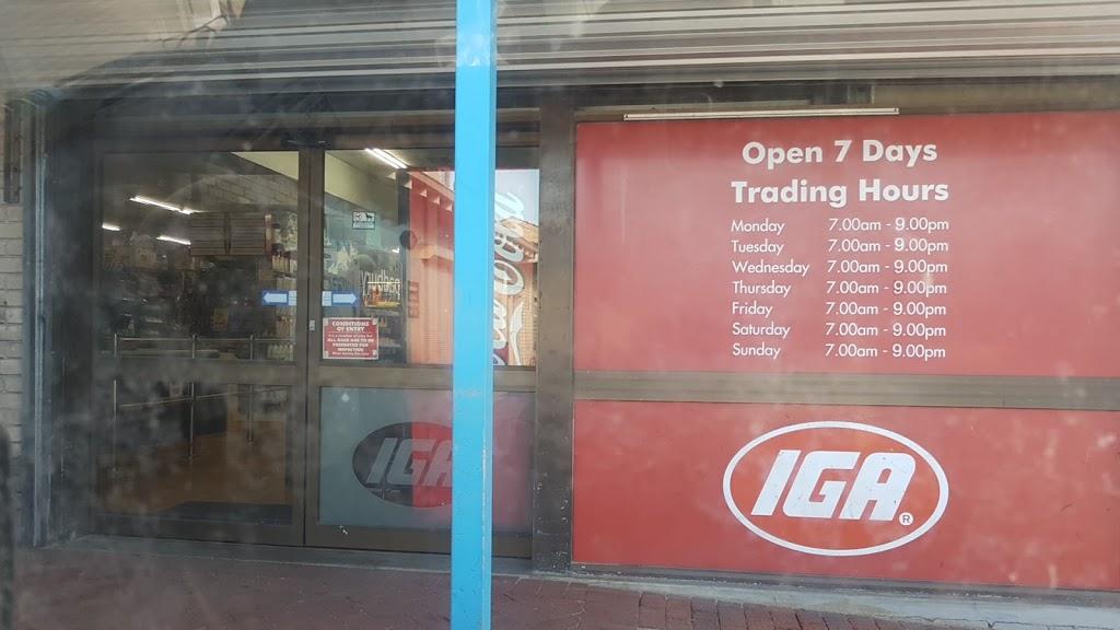 Padbury IGA | supermarket | Padbury Shopping Centre, 10/11 Warburton Ave, Padbury WA 6025, Australia | 0894017035 OR +61 8 9401 7035