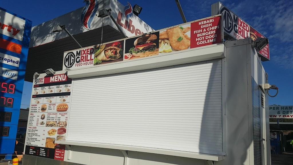 Mixed Grill Food House | restaurant | 263 Ballarat Rd, Braybrook VIC 3019, Australia | 0456007235 OR +61 456 007 235