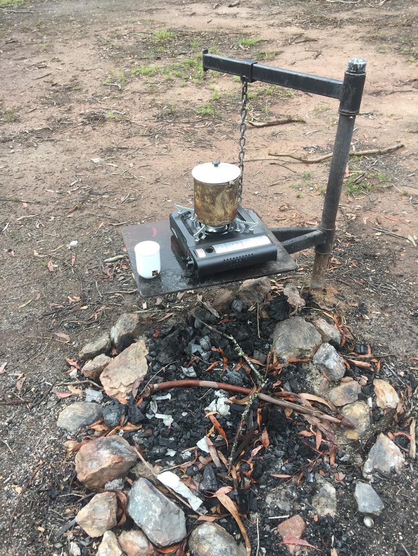 Raymond Creek Falls Campground | campground | 1125 Moorsford Rd, Yalmy VIC 3885, Australia | 131963 OR +61 131963