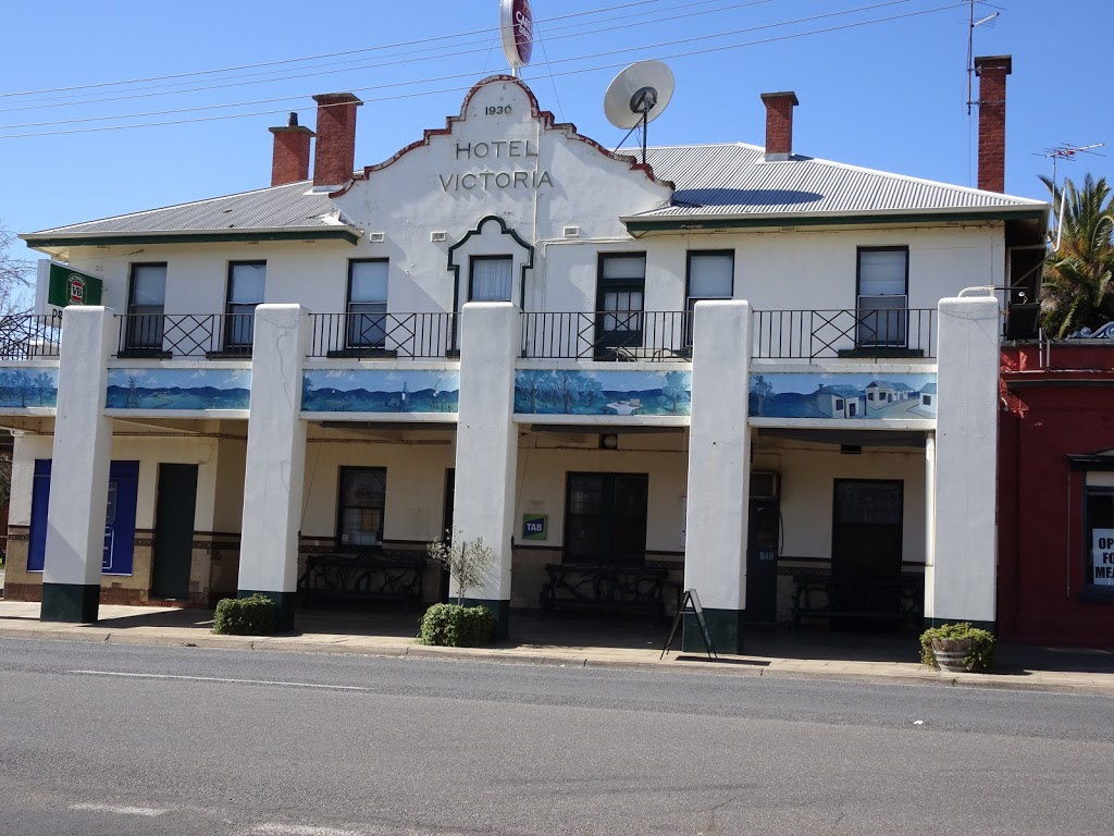 Victoria Hotel | lodging | 138 High St, Avoca VIC 3467, Australia | 0354653362 OR +61 3 5465 3362