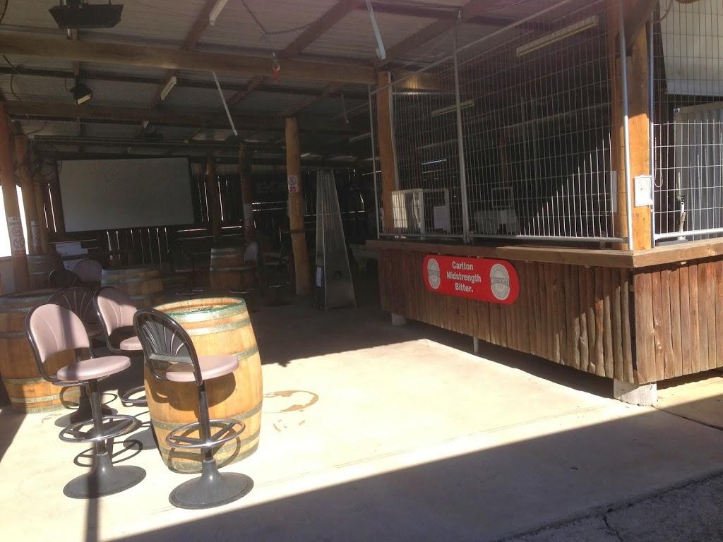 Railway Hotel Motel | atm | 41 Stirrat St, Calliope QLD 4680, Australia | 0749757411 OR +61 7 4975 7411