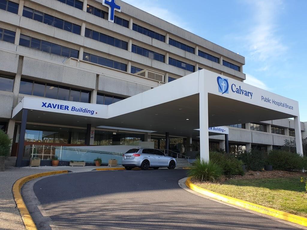 Calvary Public Hospital Xavier Building | hospital | Mary Potter Cct, Bruce ACT 2617, Australia