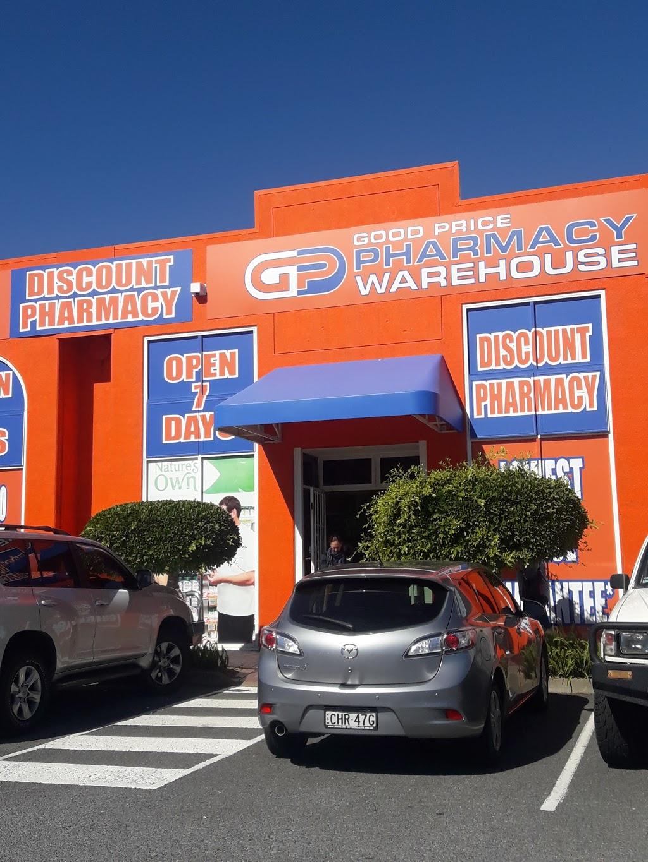 Good Price Pharmacy Warehouse Ashmore | pharmacy | 3 Central Park Ave, Ashmore QLD 4214, Australia | 0755645711 OR +61 7 5564 5711