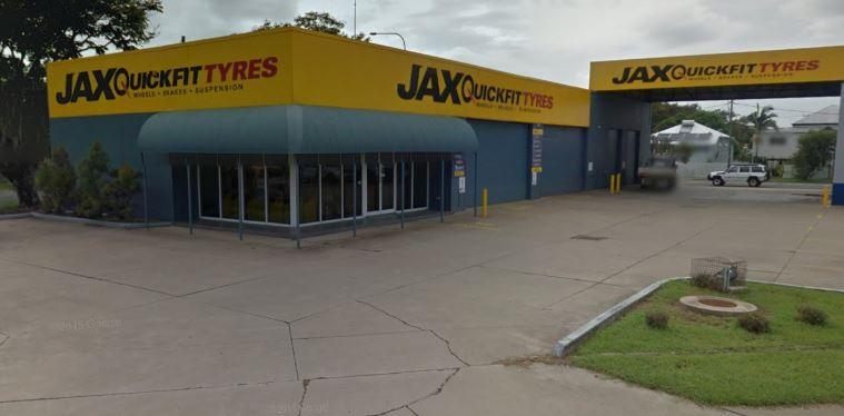 JAX Tyres Rockhampton | car repair | Cnr Gladstone Rd and, Murray St, Rockhampton QLD 4700, Australia | 0748485056 OR +61 7 4848 5056