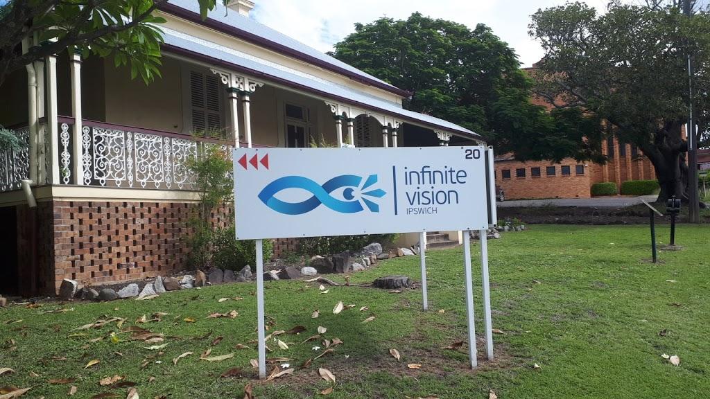 Infinite Vision Ipswich | health | 20 Roderick St, Ipswich QLD 4305, Australia | 0734136980 OR +61 7 3413 6980