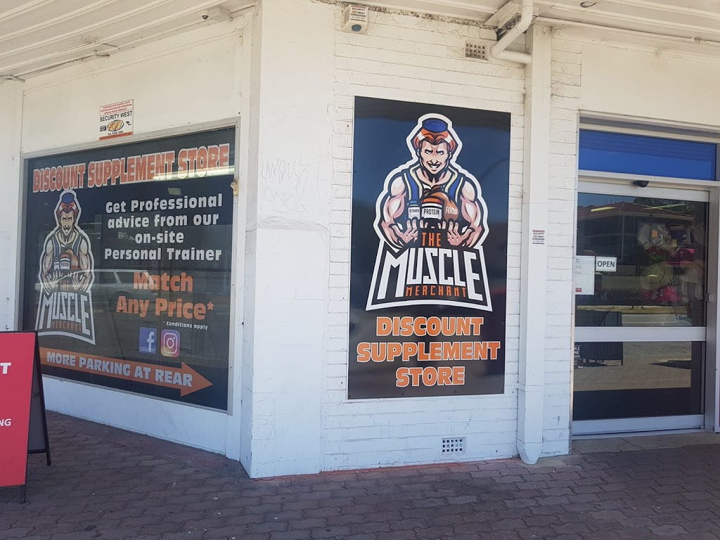 The Muscle Merchant | health | 168 Scarborough Beach Rd, Scarborough WA 6019, Australia