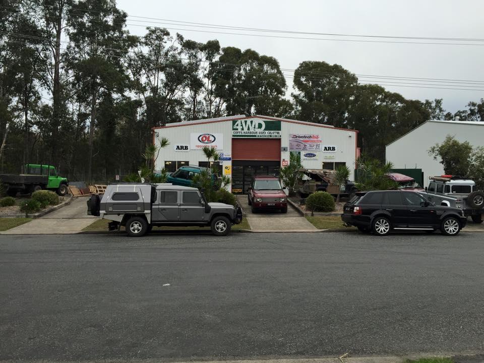 Coffs Harbour 4WD Centre | car repair | 52 Hi-Tech Dr, Toormina NSW 2452, Australia | 0266531800 OR +61 2 6653 1800