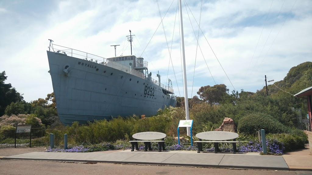 Whyalla Visitor Centre | travel agency | Lincoln Hwy, Whyalla SA 5600, Australia | 0886457900 OR +61 8 8645 7900