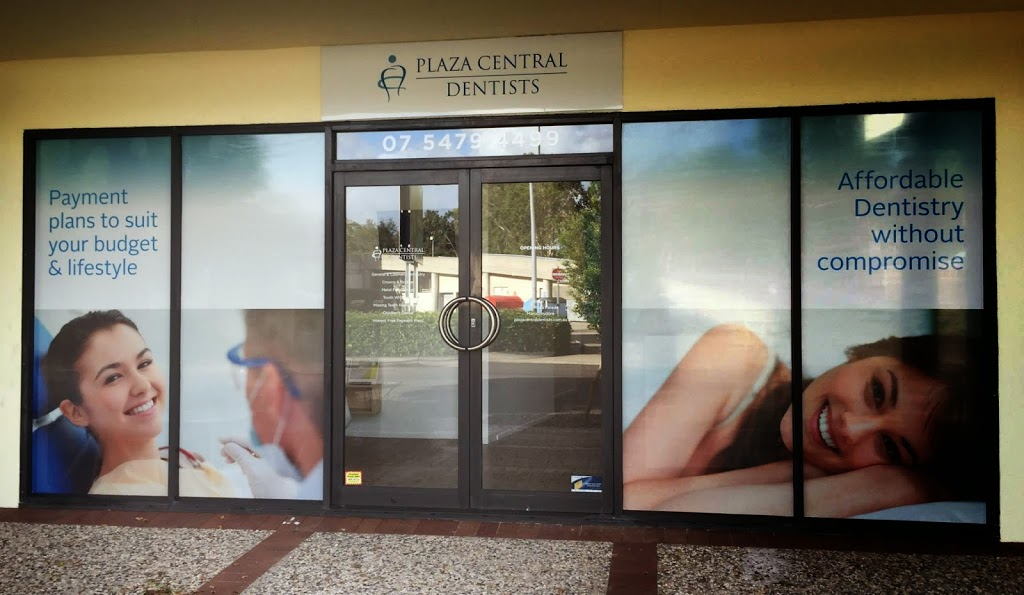 Plaza Central Dentists Maroochydore | dentist | 31-33 Plaza Parade, Maroochydore QLD 4558, Australia | 0754794499 OR +61 7 5479 4499