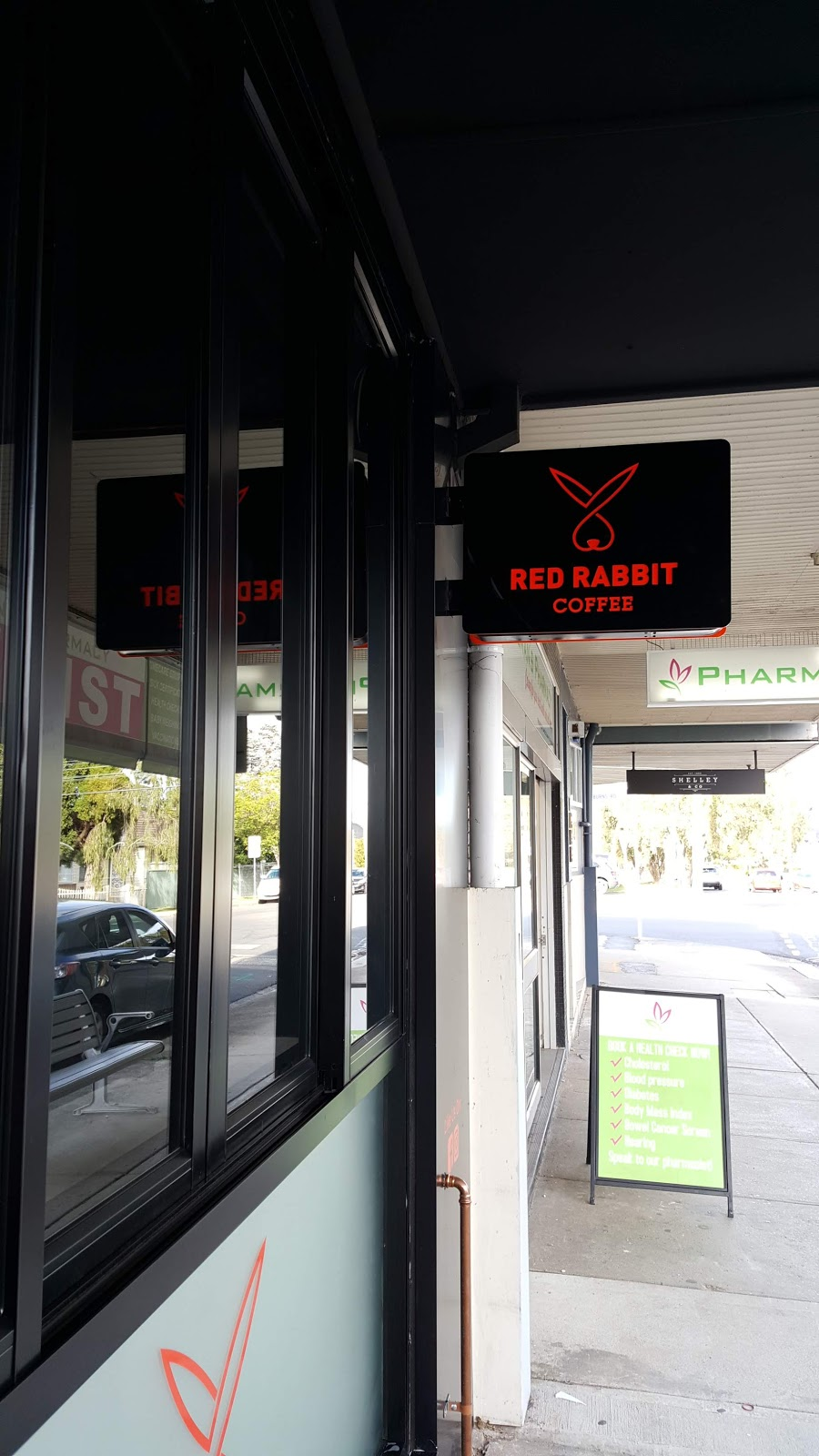 Red Rabbit Coffee | cafe | 125 Kennedy St, Picnic Point NSW 2213, Australia
