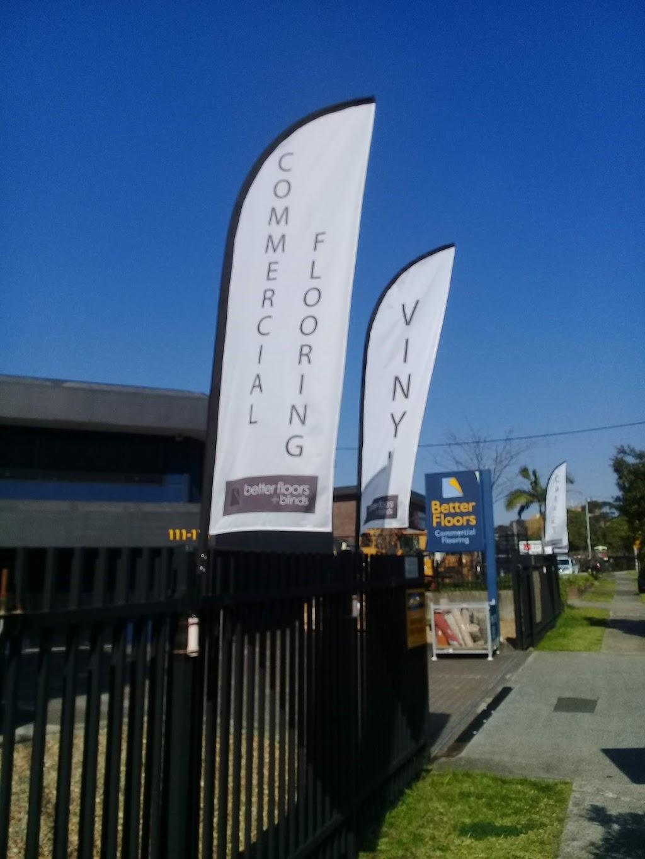 Better Floors Pty Ltd | home goods store | 111-113 Auburn St, Coniston NSW 2500, Australia | 0242285488 OR +61 2 4228 5488
