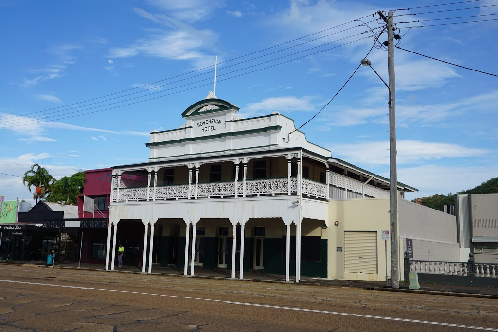 Sovereign Hotel | lodging | 807 Flinders St, Townsville City QLD 4810, Australia | 0747712909 OR +61 7 4771 2909
