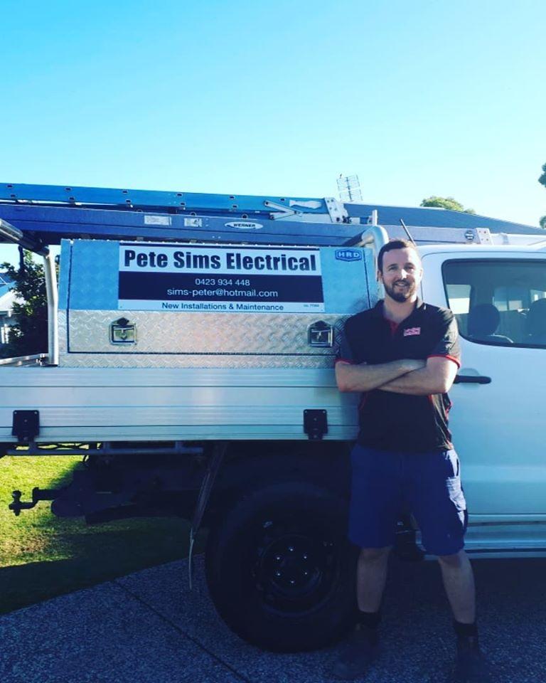 Pete Sims Electrical   electrician   15 Bristlebird Circuit, Forest Glen QLD 4556, Australia   0423934448 OR +61 423 934 448